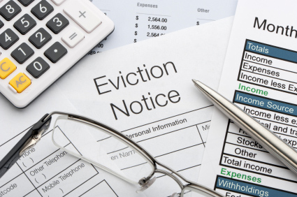 Residential Tenancy Eviction Notice Document